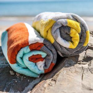 bamboo beach towels