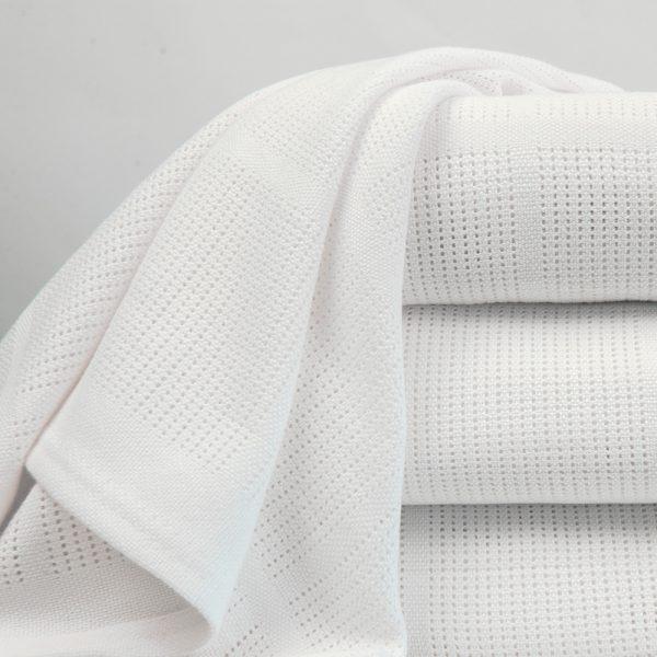 Bamboo Cellular Blanket