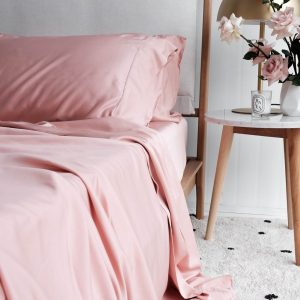 Bamboo Sheet Set - Rose