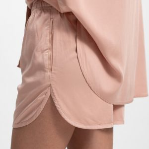 Bamboo Shorts - Rose