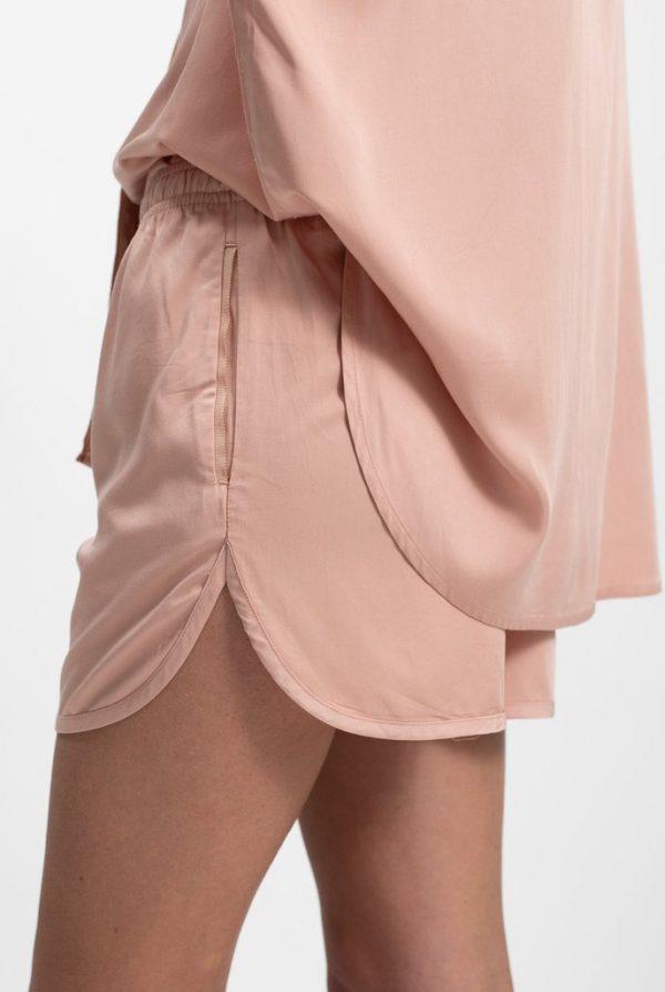 Bamboo Shorts - Rose