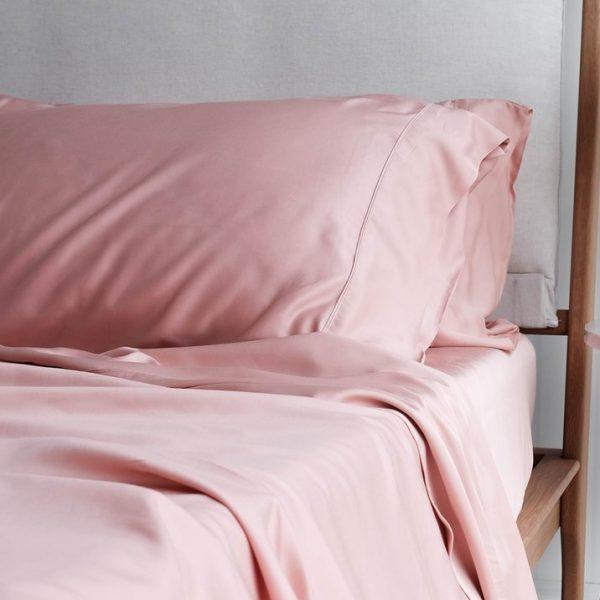 Bamboo Pillowslip - Rose