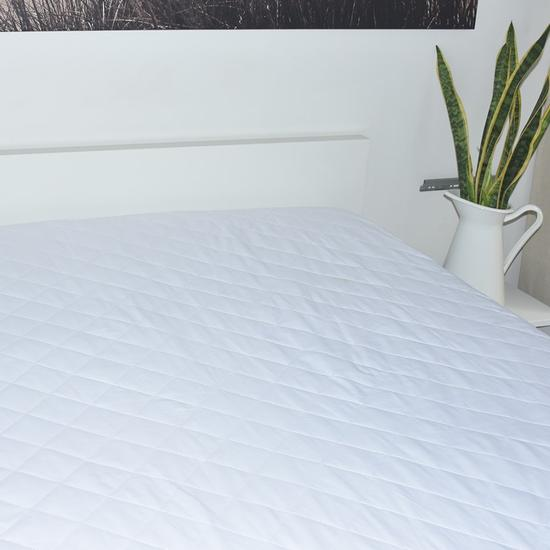 bamboo mattress topper_bed