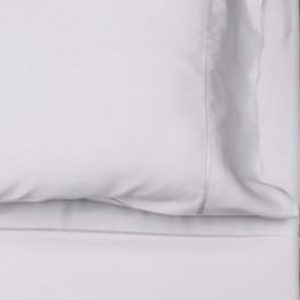 Bamboo Pillowcase - Silver Shimmer