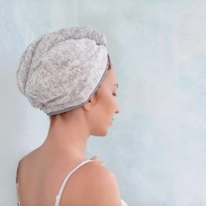 bamboo hair turban