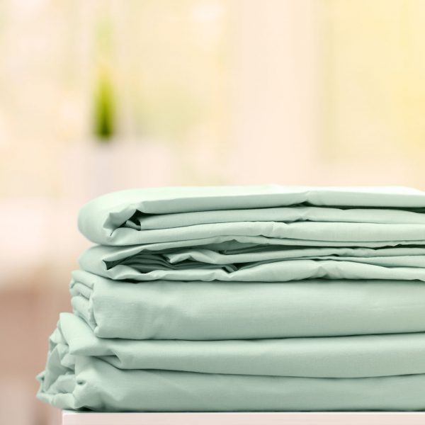bamboo sheet set - soft sage