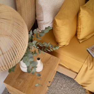 Bamboo Sheet Set - Mustard